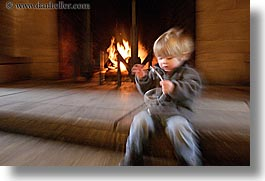 boys, california, childrens, fire, horizontal, jacks, people, toddlers, west coast, western usa, yosemite, photograph