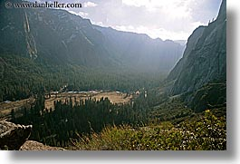 california, dawn, horizontal, nature, valley, valley view, views, west coast, western usa, yosemite, photograph