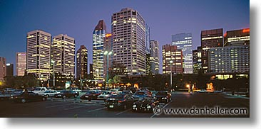 calgary, canada, cities, horizontal, nite, panoramic, photograph