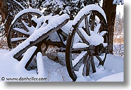 calgary, canada, horizontal, snow, wheels, photograph
