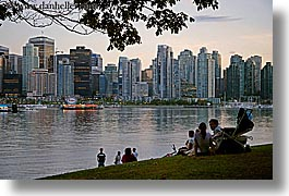 canada, cityscapes, horizontal, people, vancouver, water, womens, photograph