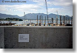 canada, horizontal, humor, signs, vancouver, photograph