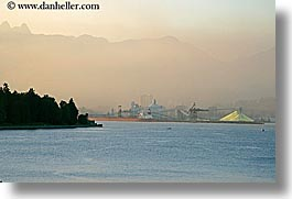 canada, horizontal, industry, vancouver, waterfront, photograph