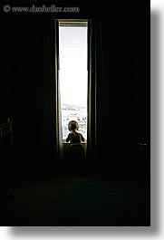 babies, canada, jacks, looking, out, people, vancouver, vertical, windows, photograph