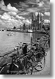 amsterdam, europe, rivers, vertical, photograph