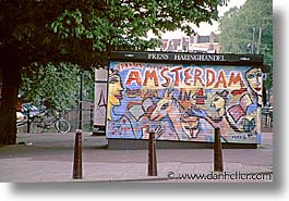 amsterdam, europe, graf, horizontal, streets, photograph