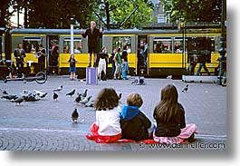amsterdam, europe, horizontal, people, streets, photograph