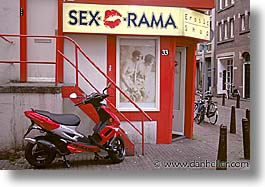 amsterdam, europe, horizontal, shops, streets, photograph