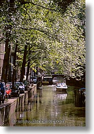amsterdam, boats, europe, vertical, waterways, photograph