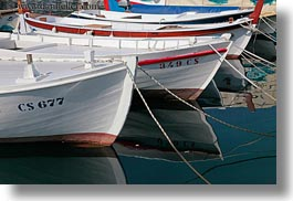 boats, colorful, colors, cres, croatia, europe, horizontal, moored, white, photograph
