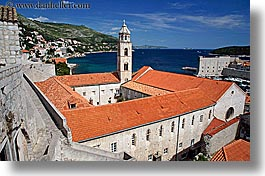 architectures, croatia, dominican, dubrovnik, europe, horizontal, monastery, monestaries, photograph