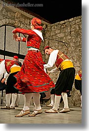 couples, croatia, dance, dancing, dubrovnik, europe, folk dancing, people, vertical, photograph