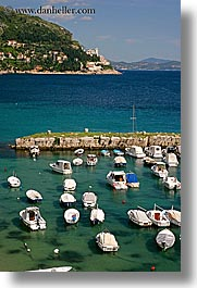 boats, croatia, dubrovnik, europe, harbor, vertical, photograph