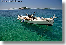 boats, croatia, europe, horizontal, hvar, ocean, shadows, water, photograph