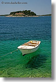 boats, croatia, europe, hvar, ocean, shadows, vertical, water, photograph