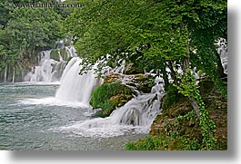 croatia, europe, horizontal, krka, waterfalls, photograph