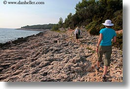 croatia, europe, hiking, horizontal, mali losinj, photograph