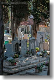 cemetary, croatia, europe, mali losinj, vertical, photograph