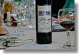 croatia, europe, glasses, horizontal, milna, plavac bol, wines, photograph