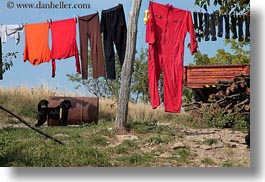 croatia, europe, hangings, horizontal, landscapes, laundry, nature, piles, scenics, woods, photograph
