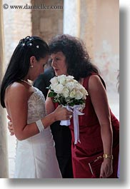 brides, croatia, europe, events, people, porec, talking, vertical, wedding, womens, photograph