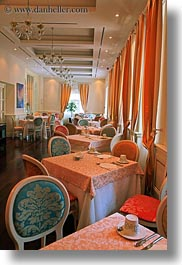 arbiana hotel, croatia, dining, europe, rab, rooms, vertical, photograph
