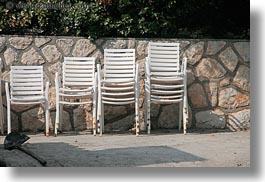 bars, cellular, chairs, croatia, europe, horizontal, likes, rab, stacked, photograph