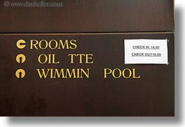 croatia, emotions, europe, horizontal, humor, pools, rab, signs, wimmin, photograph