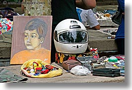 boys, croatia, europe, helmets, horizontal, market, portraits, split, photograph