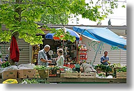 croatia, europe, fruits, horizontal, market, split, photograph