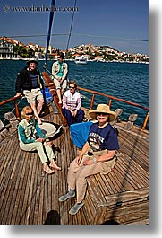 croatia, deck, europe, groups, people, vertical, photograph