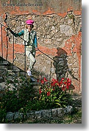 croatia, europe, janna, janna curt, people, stairs, vertical, photograph