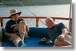 carole, couples, croatia, david, europe, horizontal, men, people, richard carole, womens, photograph