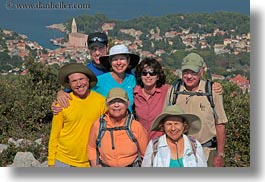 colorful, colors, croatia, emotions, europe, groups, happy, horizontal, losinj, smiles, wt group istria, photograph