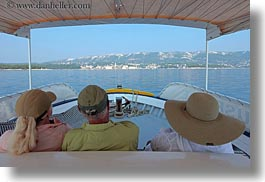 boats, croatia, europe, groups, horizontal, people, wt group istria, photograph