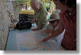 croatia, europe, groups, horizontal, map, studying, wt group istria, photograph