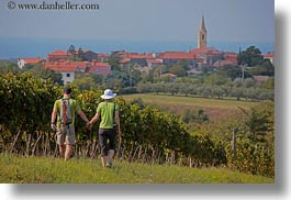 croatia, europe, helene patrick, helenes, horizontal, patricks, people, vineyards, womens, wt group istria, photograph