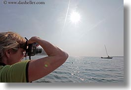 croatia, europe, helene patrick, helenes, horizontal, people, photographing, water, womens, wt group istria, photograph