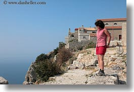 croatia, europe, horizontal, ingrid, overlooking, people, walls, womens, wt group istria, photograph