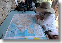 clothes, croatia, europe, hats, horizontal, judy, map, people, senior citizen, straw hat, sunglasses, wt group istria, photograph