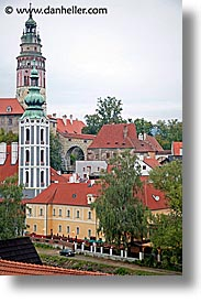 cesky krumlov, czech republic, europe, krumlov, towns, vertical, photograph