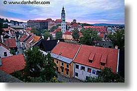 cesky krumlov, czech republic, europe, horizontal, krumlov, slow exposure, towns, photograph