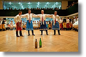 czech republic, dance, dancers, dancing, europe, folk dance, folk dancing, horizontal, men, photograph