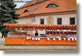 cookies, czech republic, europe, horizontal, mikulov, stands, photograph
