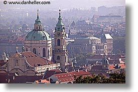 basilica, buildings, christian, churches, czech republic, europe, horizontal, malostranske namesti, prague, st nicolas church, views, photograph