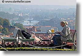 beers, cityscapes, czech republic, europe, horizontal, prague, photograph