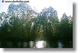 czech republic, europe, horizontal, rivers, sumava forest, vltava, photograph