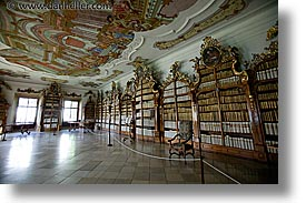 brod, czech republic, europe, horizontal, library, sumava forest, vyssi, photograph