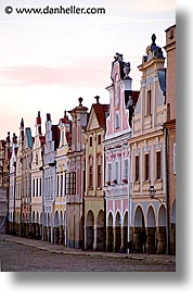 czech republic, europe, telc, vertical, photograph