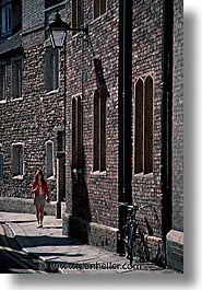 alleys, cambridge, england, english, europe, streets, united kingdom, vertical, photograph